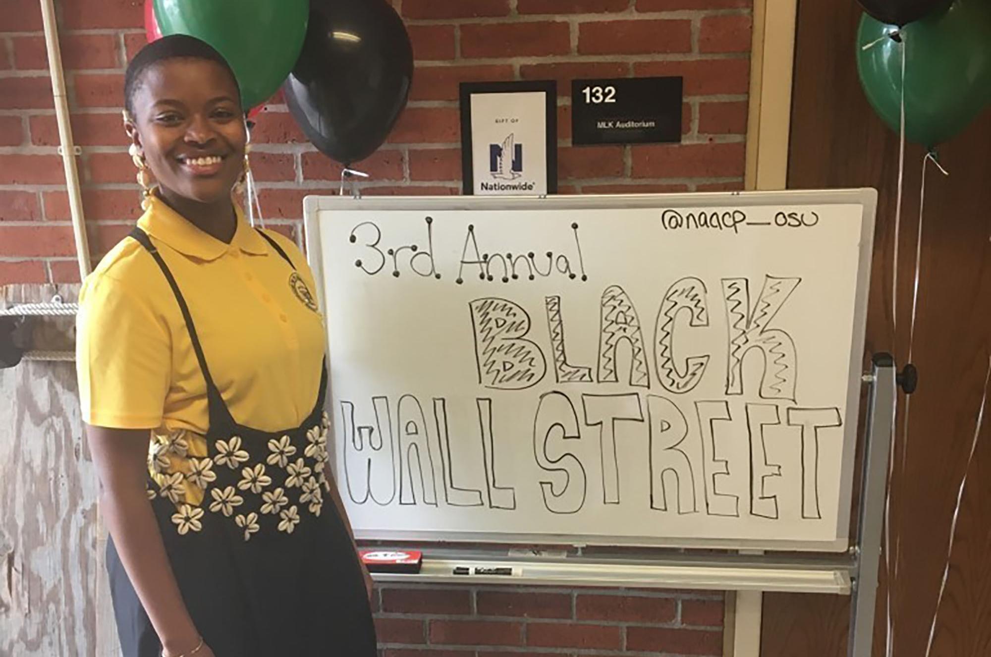 3rd annual Black Wall Street