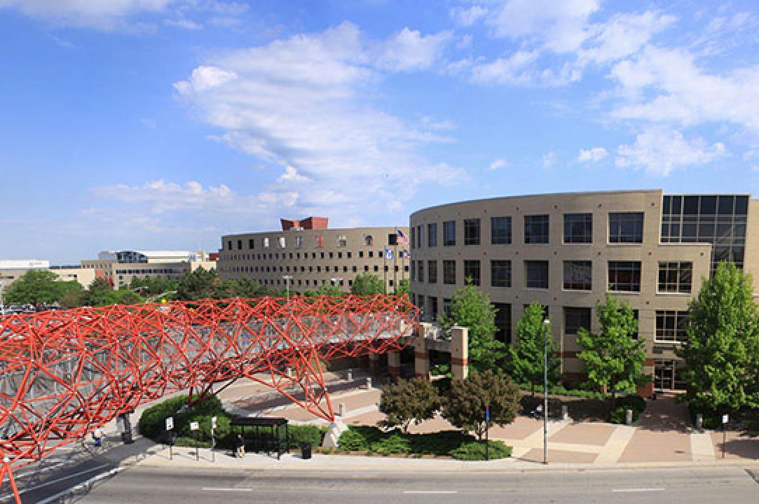 CSCC building