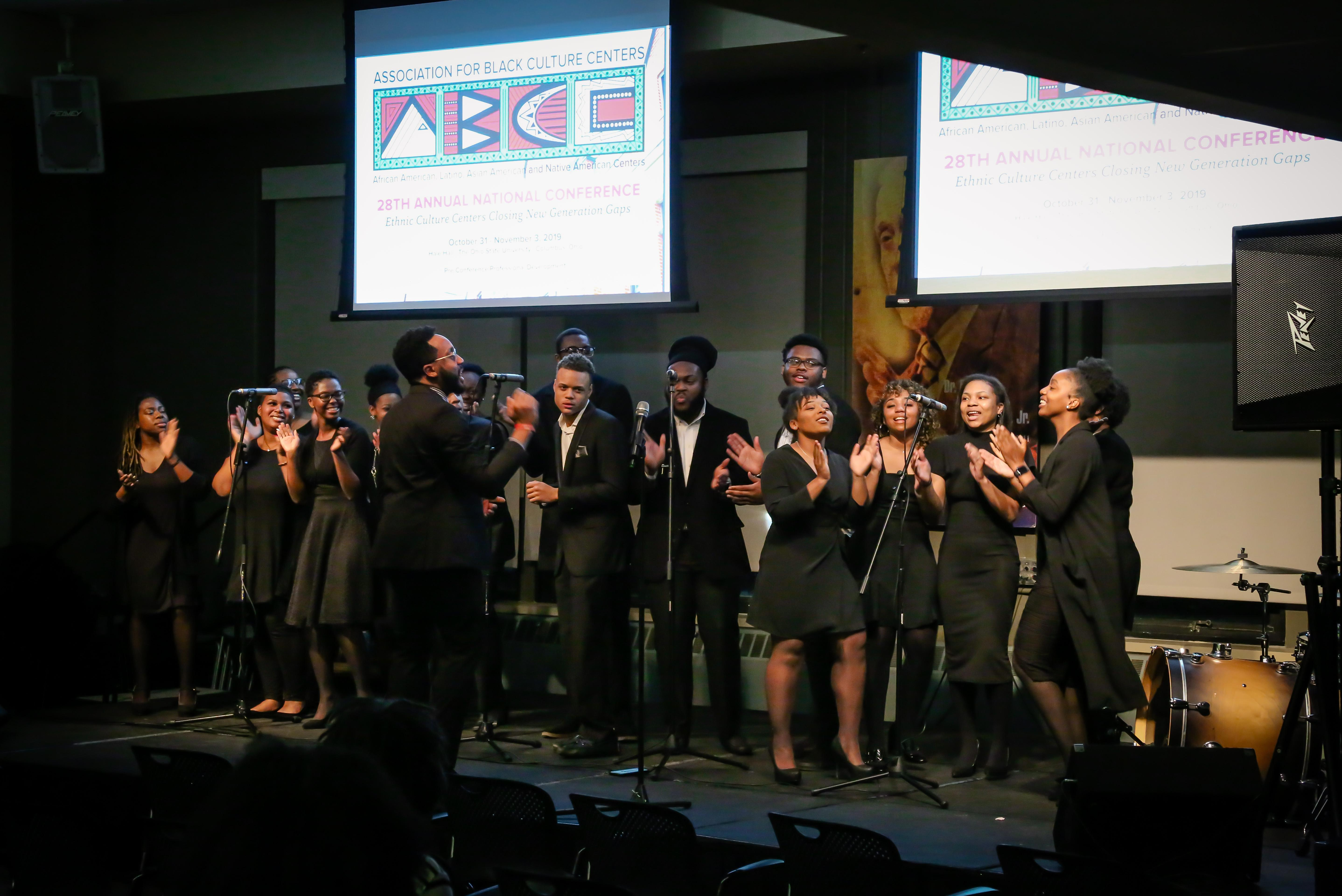 African American Voices at ABCC conference
