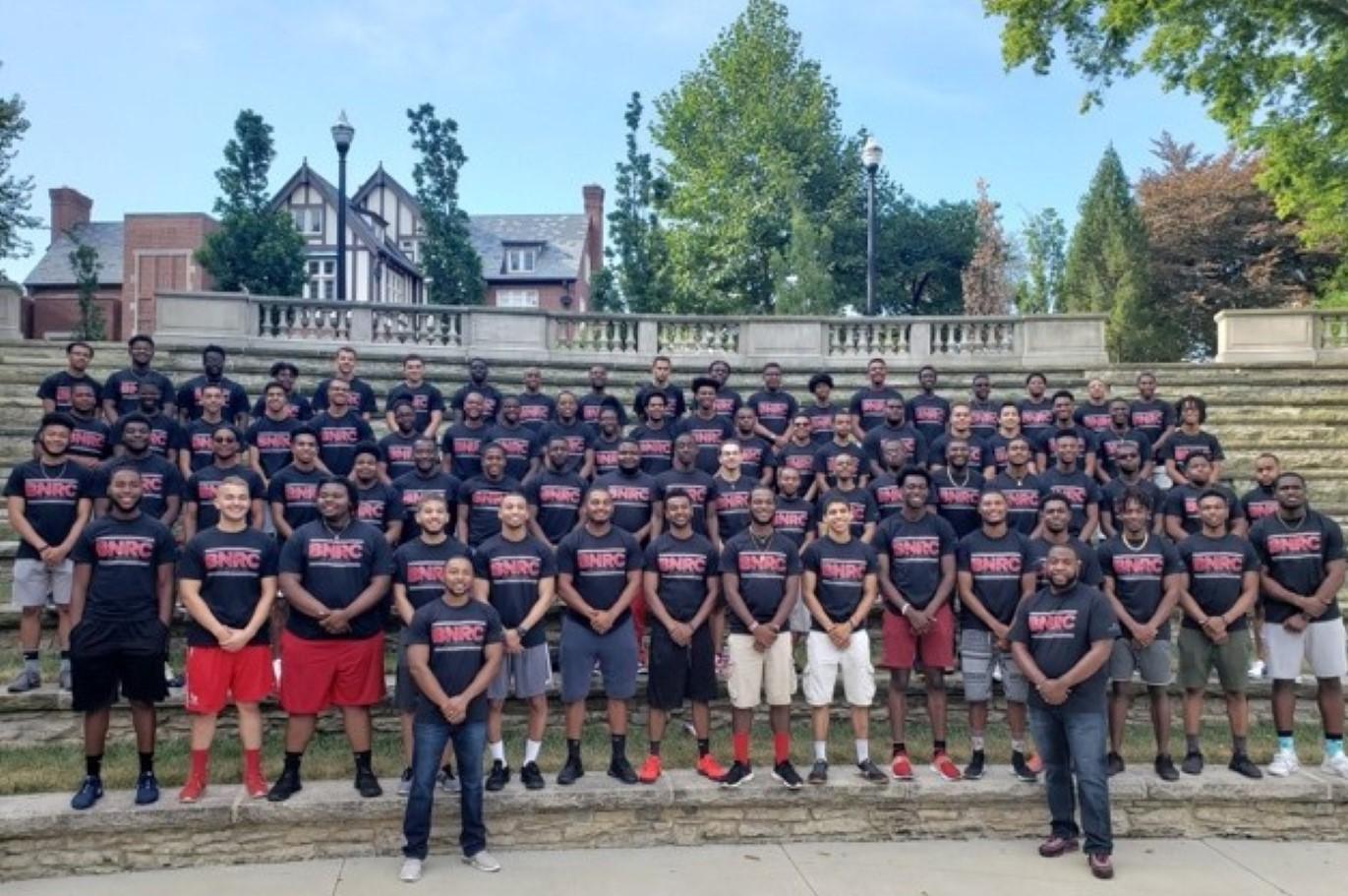 2019 BNRC EAP participants