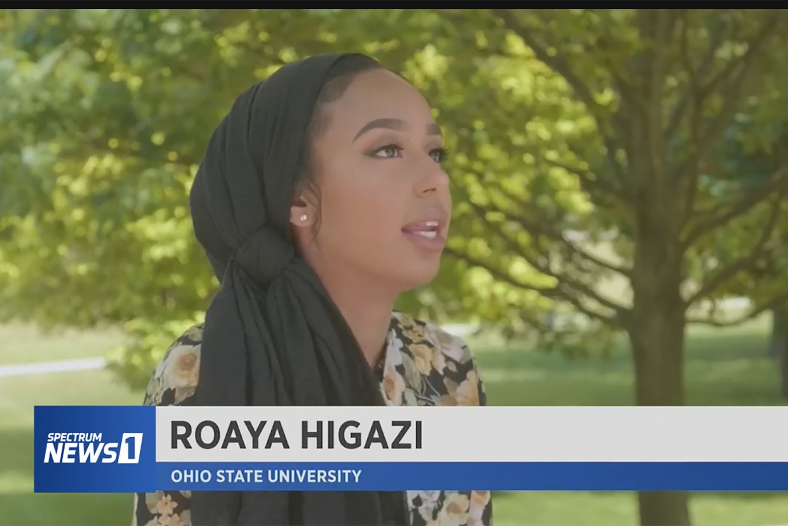 Speaker: Roaya Higazi