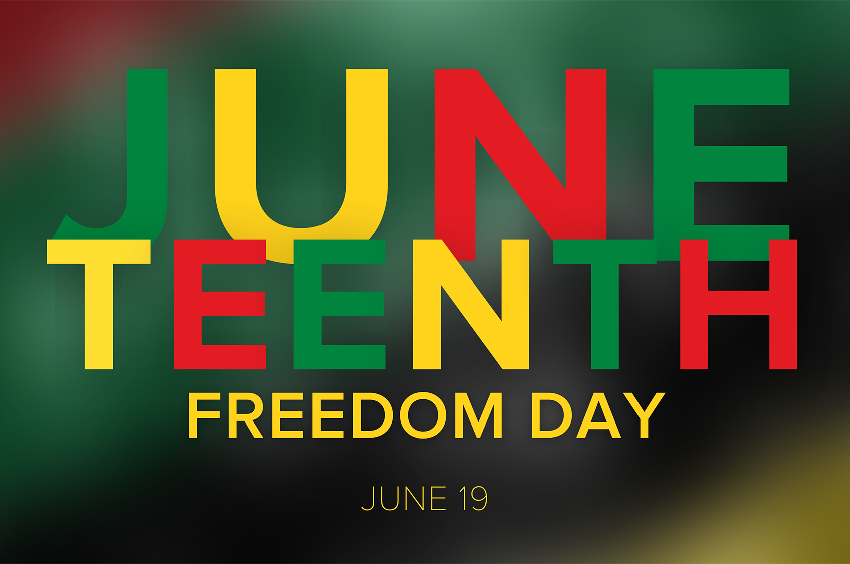 Juneteenth African American Freedom Day
