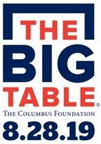 The Big Table The Columbus Foundation 8.28.19